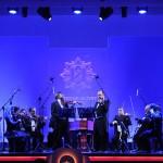 Выступление оркестра известной итальянской Национальной Академии Санта Чечилия