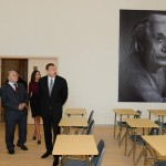 В Азербайджане открылся новый учебный комплекс филиала МГУ имени М.В.Ломоносова