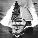Тяжелый авианесущий крейсер - проект 1143.4