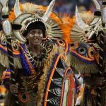 Парад чемпионов бразильского карнавала