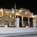 Новое здание посольства Республики Беларусь в Баку