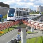 Наземное метро Москвы