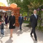 Праздник цветов, Баку